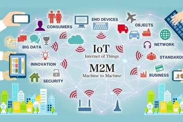 M2M trong thời đại Internet kết nối vạn vật
