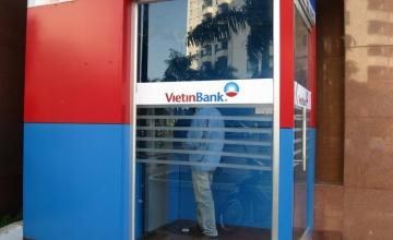 Dự án lắp đặt thiết bị bảo vệ ATM Vietinbank