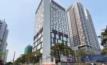 Lắp đặt hệ thống cảnh báo cháy nhanh tòa nhà IDMC Duy Tân